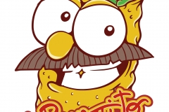Mister Burrito mexican food