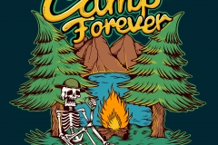 Camp_Forever_-drawn-by-Joe-Tamponi-Creepy-Funny-llustrations-inspired-by-punk-rock-surfing-and-skateboarding-world