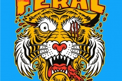 Feral-Skateboard-shop-logo-by-Joe-Tamponi-Illustrations