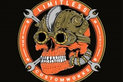 Limitless-Customworks_-01-drawn-by-Joe-Tamponi-Creepy-Funny-llustrations-inspired-by-punk-rock-surfing-and-skateboarding-world