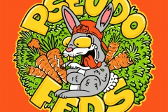 Pseudo-Feds-sticker-by-Joe-Tamponi-Illustrations